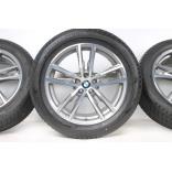 Зимние колеса BMW X3 G01 и X4 G02 R19, ст.698M