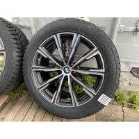 Зимние колеса R20 BMW X5 G05 и X6 G06, Ст.740M