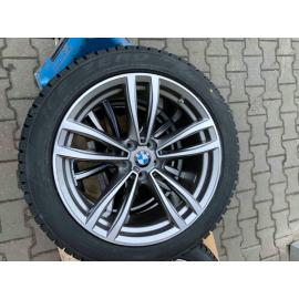 Зимние колеса BMW 6 G32, 7 G11, ст. 647M, Ferricgrey