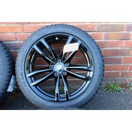 Зимние колеса BMW 6 G32 или 7 G11, ст. 647M Black