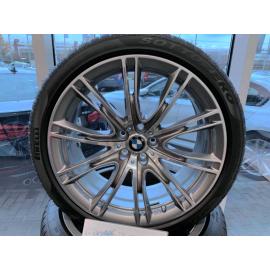 Зимние колеса R20 BMW 6 G32 и 7 G11 Individual 649i