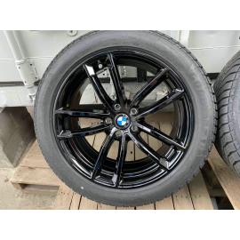 Зимние колеса BMW 5 G30 R18, стиль 662M