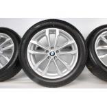 Зимние колеса BMW X3 G01 и X4 G02 R19, ст.691