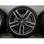 Зимние колеса BMW 5 G30 R19, 727 стиль