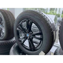 Зимние колеса BMW X1 Black R17, Ст.385