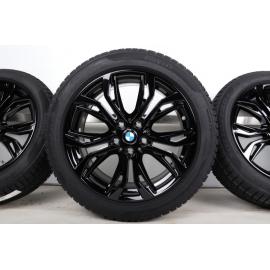 Зимние колеса BMW X1 F48 и X2 F39, R18, ст.566
