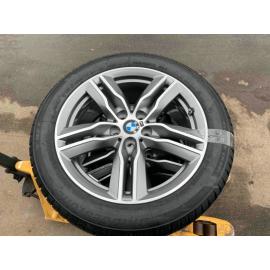 Зимние колеса BMW X1, X2 R18, ст.570М