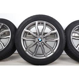 Зимние колеса BMW X1 F48 и X2 F39 R18, ст.711М