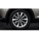 Зимние колеса BMW X3, X4 Grey R18
