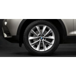Зимние колеса BMW X1 R17