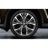 Летние колеса BMW X5 F15 и X6 F16 R21