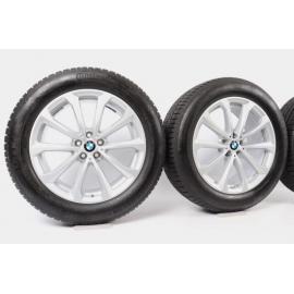 Зимние колеса BMW X7 R20, стиль 750