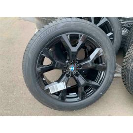 Зимние колеса BMW X7 R21, стиль 752