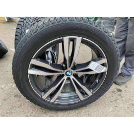 Комплект зимних колес BMW X7 R21, стиль 754