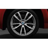 Зимние колеса BMW X5 F15 R20 (М-пакет)