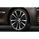 Летние колеса BMW 5 F07 и 7 F01(F02) R21