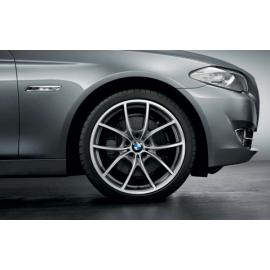 Летние колеса BMW 5 F10 (F11) и 6 F06 (F12,F13) R20