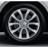 Зимние колеса Mercedes GLE R19