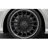 Летние колеса Mercedes A-Class W176 CLA-Class C117 AMG R19