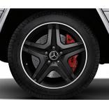 Летние колеса Mercedes G-Class W463 Gelandewagen AMG R20