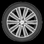 Зимние колеса Mercedes S Class R20