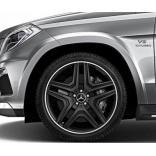Летние колеса Mercedes GL GLS 63 AMG R21