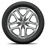 Зимние колеса Mercedes GLC R20