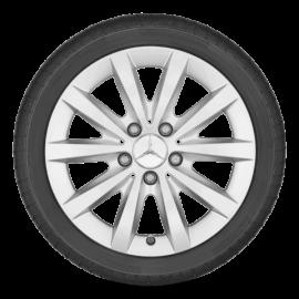 Зимние колеса Mercedes A, B, CLA R16