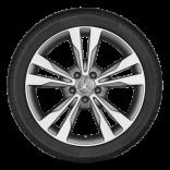 Зимние колеса Mercedes C Class W205 R18