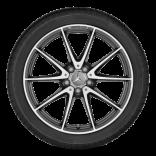 Зимние колеса Mercedes E Class R19