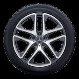 Зимние колеса Mercedes G R21