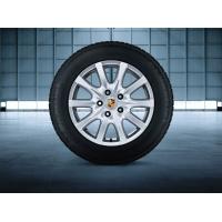 Зимние колеса Porsche Cayenne E2 (2014) R18