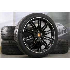 Летние колеса Porsche Cayenne Painted in Black (2011-2014) R21