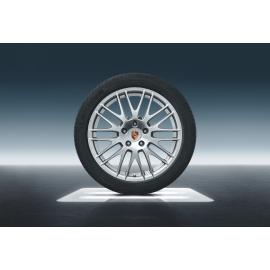 Летние колеса Porsche Cayenne E2 II (2015) RS Spyder Design R20