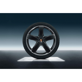 Летние колеса Porsche Macan Sport Classic R21 Black