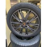 Зимние колеса Porsche Panamera R20 Exclusive Design Satin