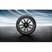 Летние колеса Porsche Panamera G2 (2016) R21 Exclusive Design Black