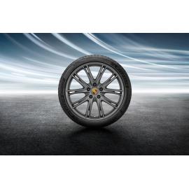 Летние колеса Porsche Panamera G2 (2016) R21 Exclusive Design Satin