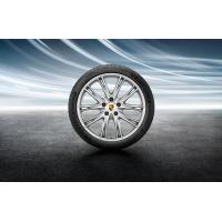 Летние колеса Porsche Panamera G2 (2016) R21 Exclusive Design Silver