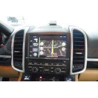 Android для Porsche Cayenne, навигация с пробками и мониторы для пассажиров