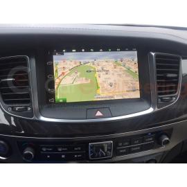 Android для Hyundai Equus + навигация с картами Яндекса, Навител, автомобильный интернет