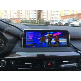 DVB-T2 тюнер на BMW – цифровое телевидение и камера заднего вида