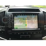 Андроид на Land Cruiser 200 – Яндекс Навигатор с пробками, интернет, онлайн ТВ