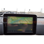 Андроид на Mercedes G-Class W463 + Яндекс Навигатор с подгрузкой пробок