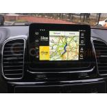 Андроид в Mercedes-Benz GLE, GLS + Яндекс Навигатор с пробками