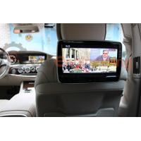 ТВ-тюнер Mercedes S-class W222 (S500) – цифровое телевидение в автомобиле