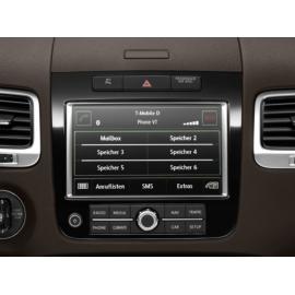Активация блютус Bluetooth VW Touareg NF