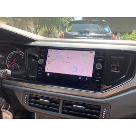 Яндекс.Навигатор, Навигация VW Polo 2020 и 2021