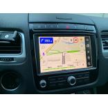 Яндекс навигация VW Touareg NF (2014-2017, 2018)