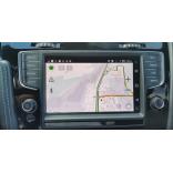 Яндекс.Навигатор, Навигация VW Golf 7